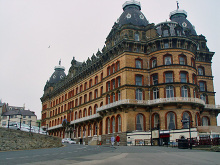 Scarborough, The Grand Hotel, North Yorkshire © Peter Church