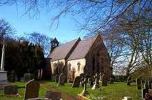 Muston, All Saints Church, North Yorkshire © Bill Henderson